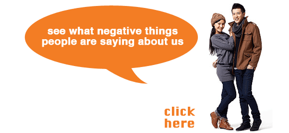 Click to see what negative things people are saying about driversselect